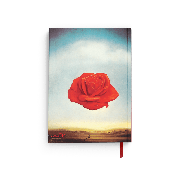 "Salvador Dali ""Rose Meditative"""