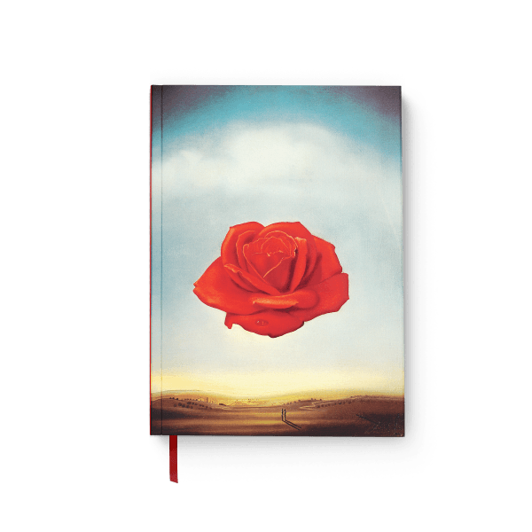 "Salvador Dali ""Rose Meditative"" notebook 