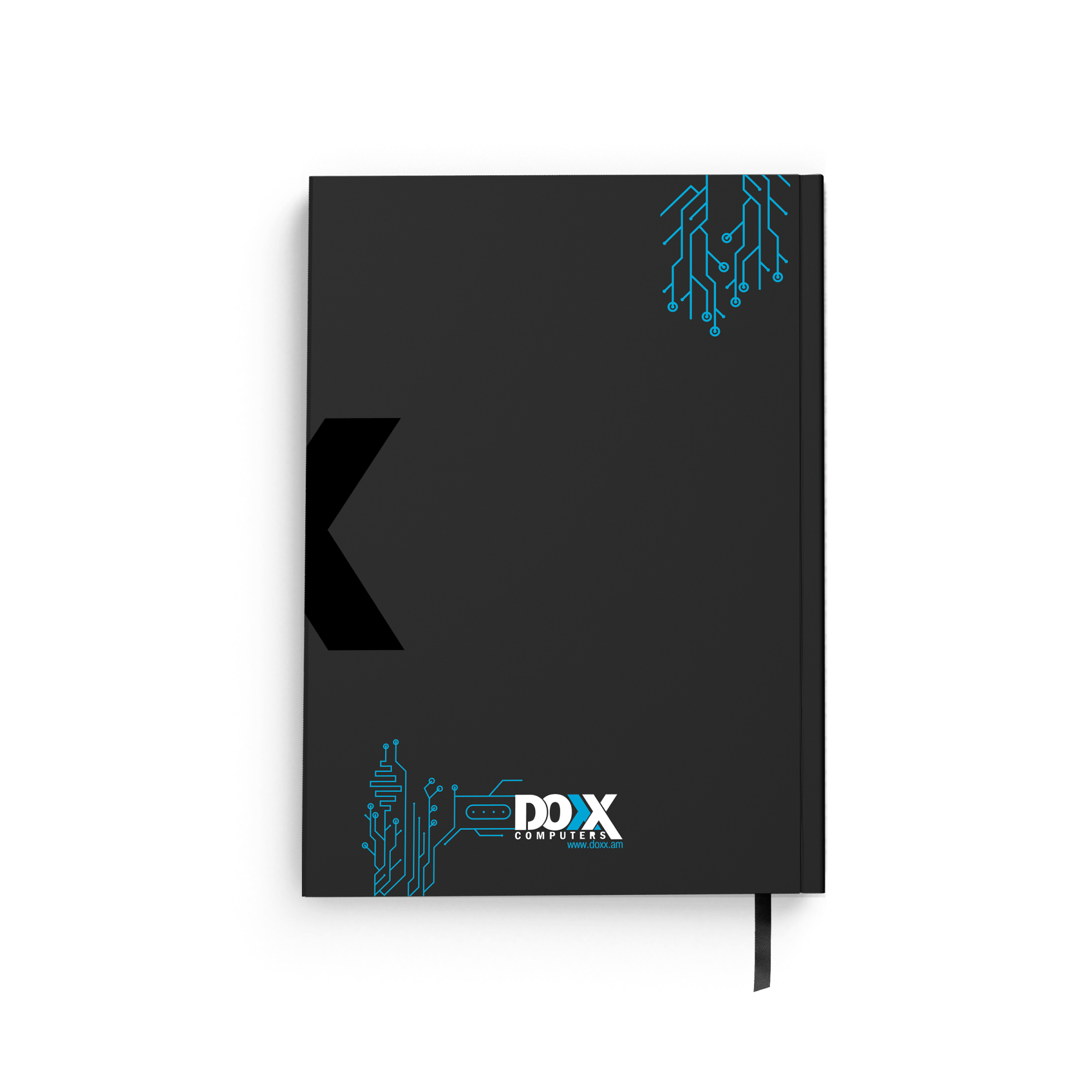 Doxx hard cover back
