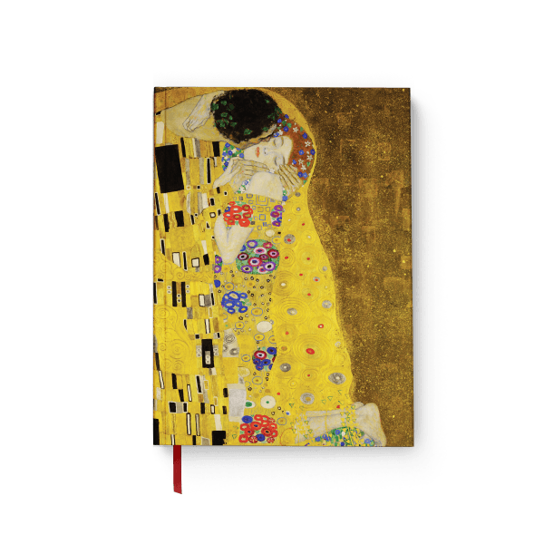 "Gustav Klimt ""The Kiss"" notebook 