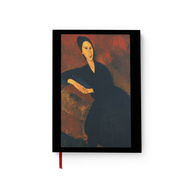 Amedeo Modigliani journal notebook | արտ նոթատետր ''amedeo modigliani''