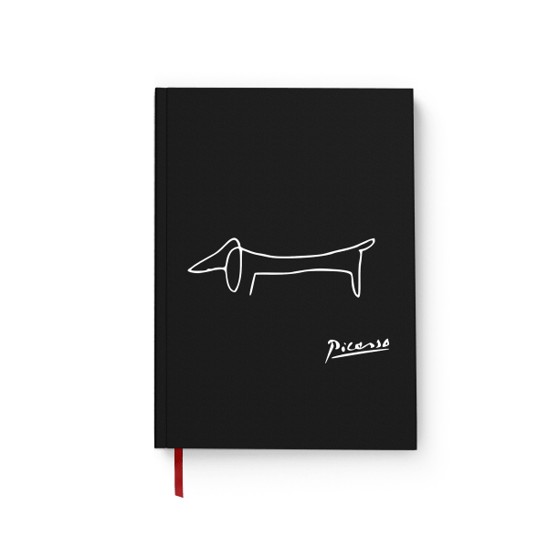 "Pablo Picasso ""The Dog"" notebook 