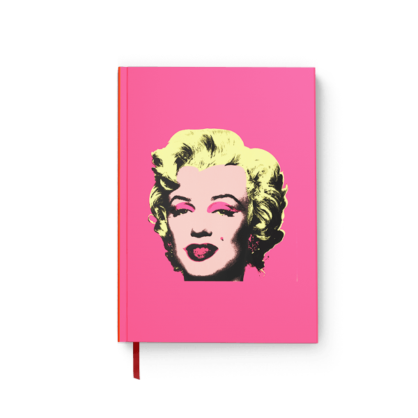 andy warhol journal notebook | արտ նոթատետր ''andy warhol''
