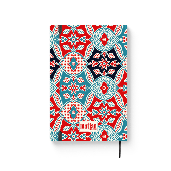armenian spirit journal notebook back