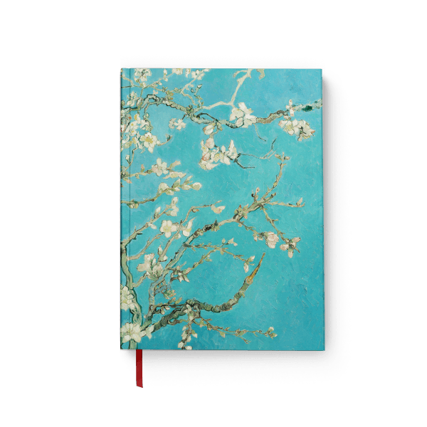 """Almond Blossom"" journal notebook 
