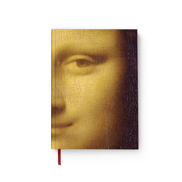 """Mona Lisa"" journal notebook 