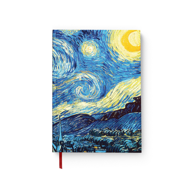 """The Starry Night"" notebook 