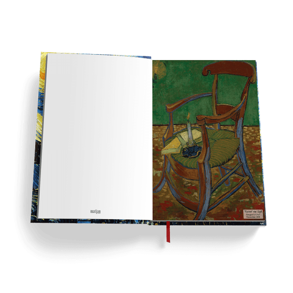 "Vincent van Gogh ""The Starry Night"""