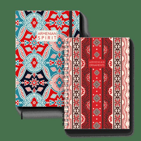Armenian Spirit Notebook Set