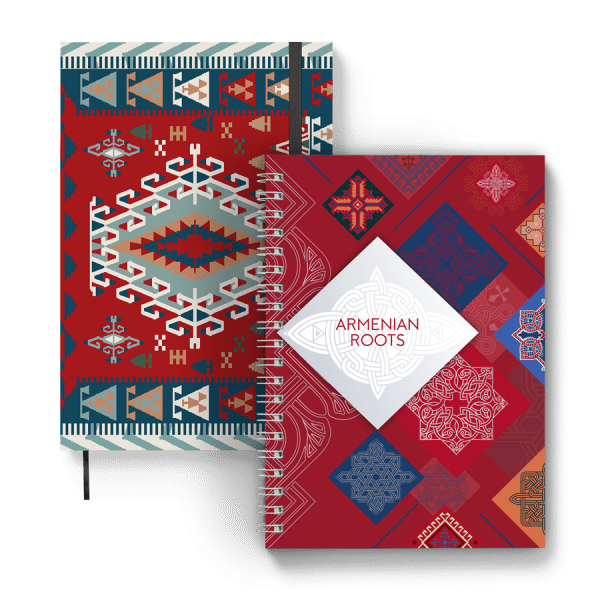 RED Armenian Notebooks