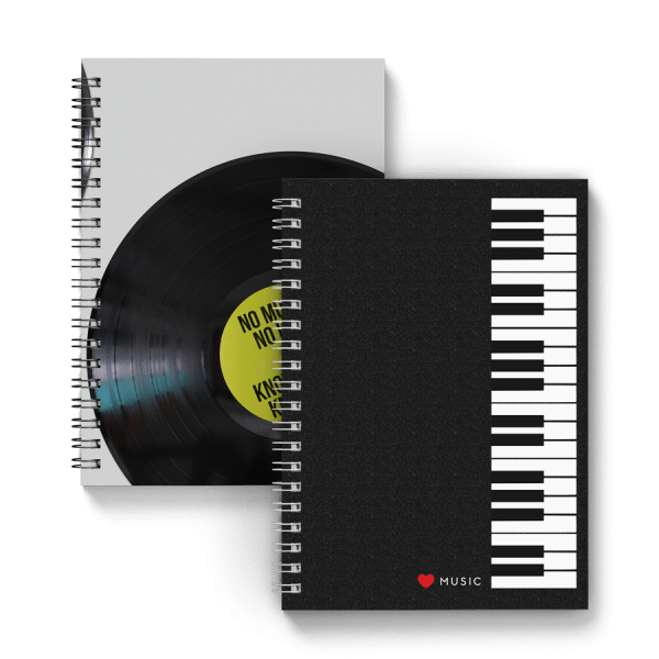 Music Notebooks