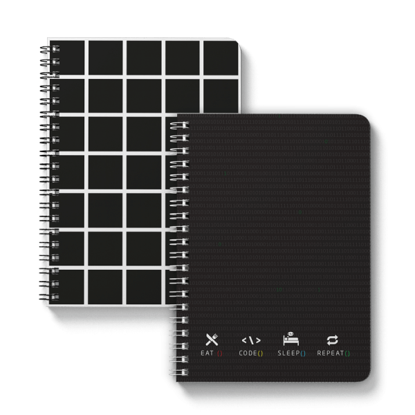 Square + Code Notebooks