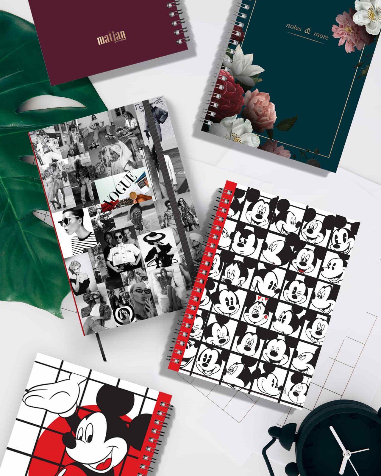 Matian Notebook