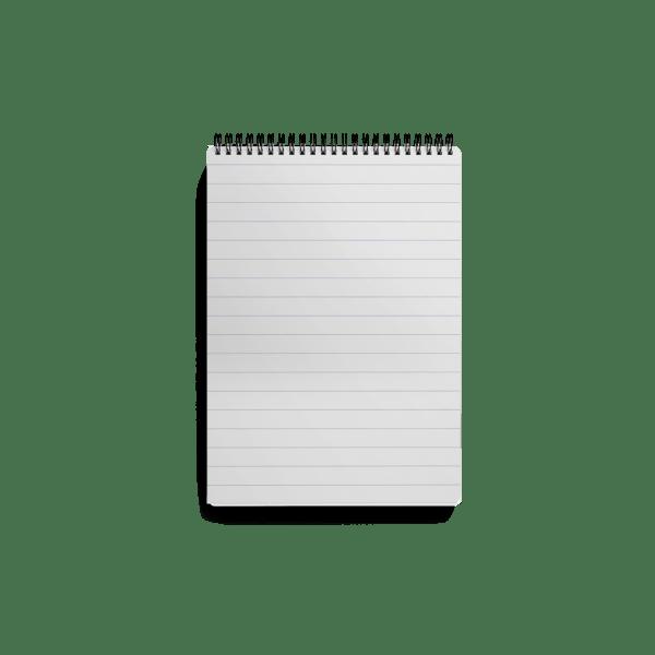 "ARMAT ""HUH HAH"" Notebook"