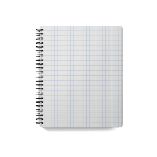 """ARMAT """"HUH HAH"""" Spiral Exercise Notebook 