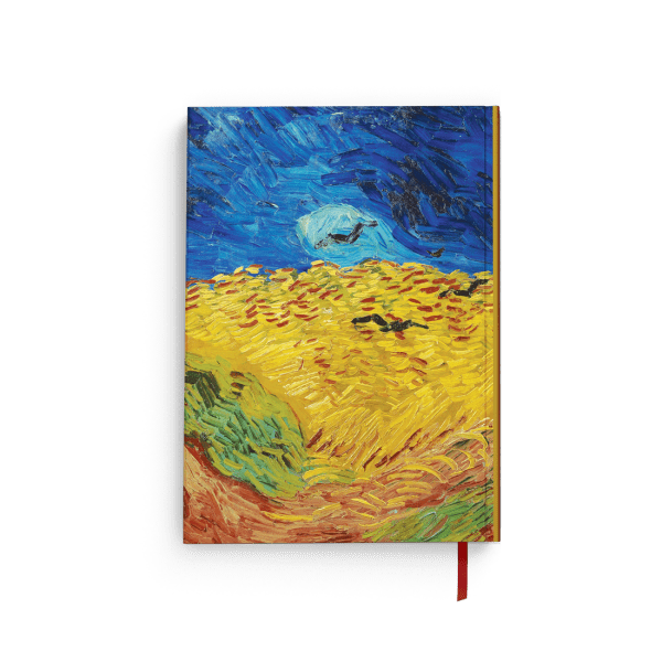 """Vincent van Gogh """"Wheatfield with Crows"""""""